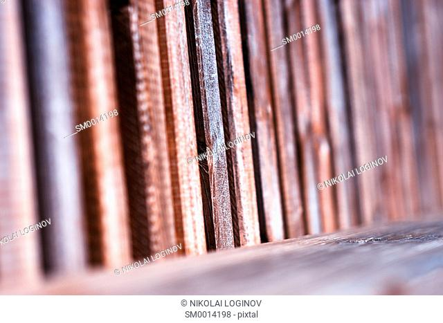Diagonal wooden surface texture background hd