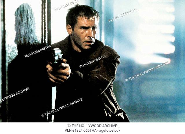 Harrison Ford, 'Blade Runner' 1982 Warner