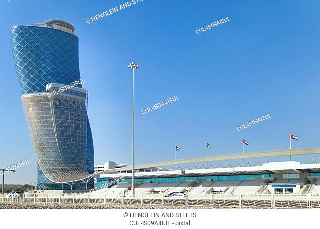 Abu Dhabi National Exhibitions Center, United Arab Emirates