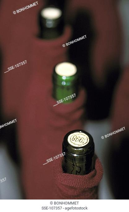 bottles of Hermitage topic: Hermitage/Crozes-Hermitage