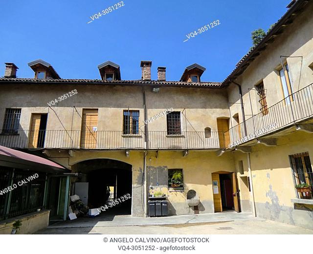 CASCINA CUCCAGNA, Central District, Milano, Milan, Lombardy, Italy, Europe