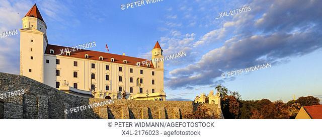 Bratislava, castle, Slovak Republic