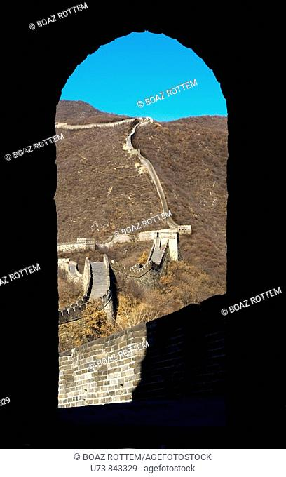 scenes of the great wall