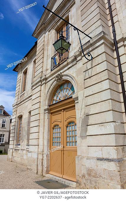Saint-Germain abbey, Auxerre, Yonne department, Burgundy, France