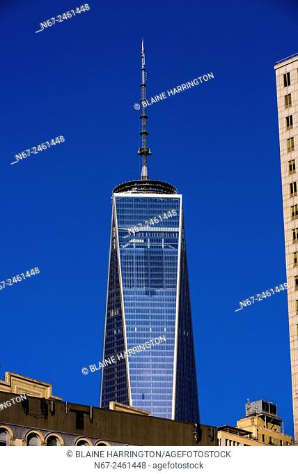One World Trade Center, New York, New York USA