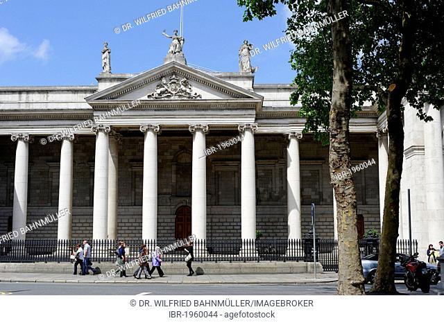 Bank of Ireland, Dublin, Republic of Ireland, Europe