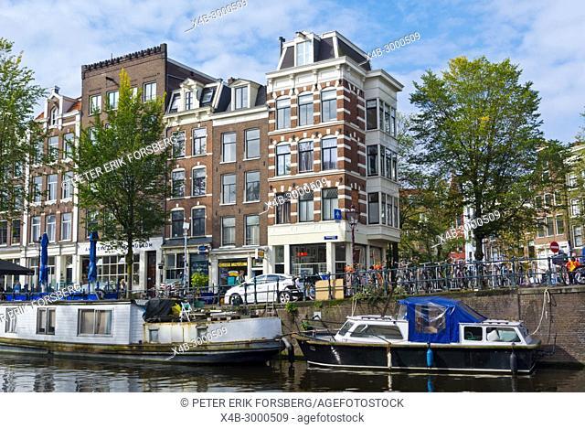 Prinsengracht, Amsterdam, The Netherlands