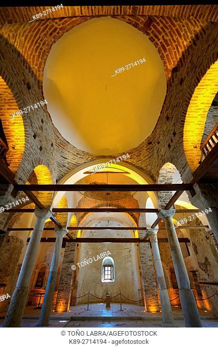 St. John The Baptist Church. Sirince. Old Picturesque Greek town. Turkey