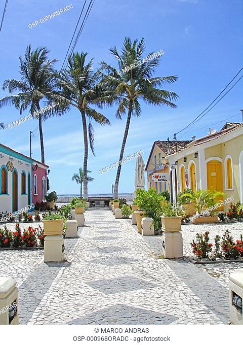 a commercial bahia street houses near the beach
