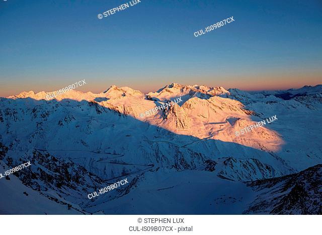 Gaislachkogel, Otztal Mountains, Otztal, Tyrol, Austria