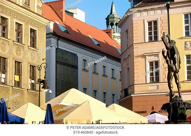 Poznan. Poland