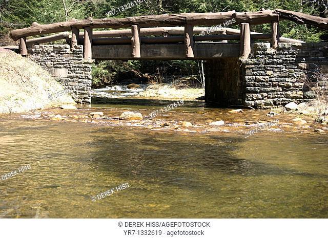 River runs thru it, Pennsylvania