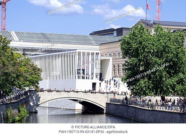 13 July 2019, Berlin: . Photo: Soeren Stache/dpa. - Berlin/Berlin/Germany
