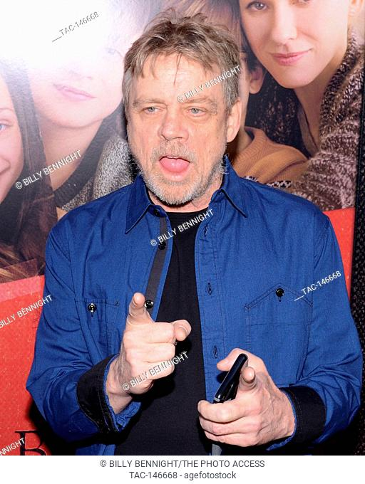 "Mark Hamill attend the opening night premiere of Focus Features' """"The Book of Henry"""" during the 2017 Los Angeles Film Festival at Arclight Cinemas Culver City..."