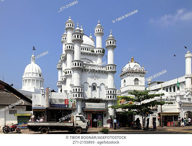 Sri Lanka; Colombo, Dhawatagaha Mosque,