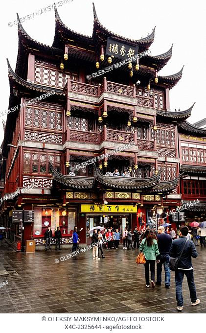The Old City of Shanghai, China