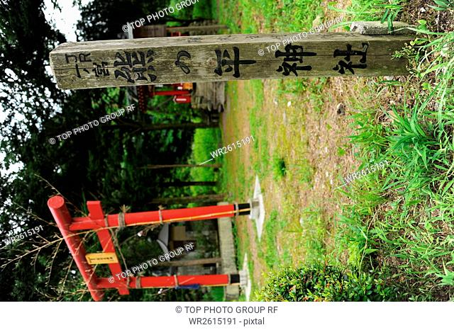 Old Usui line Ayumi powder,Gunma,Japan