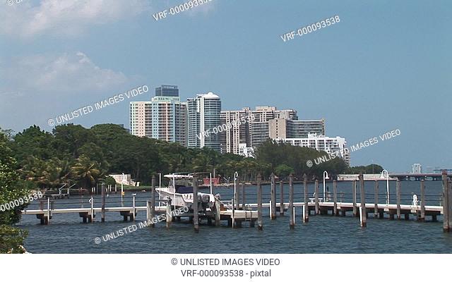 North America, Florida, Miami, Viscaya, Miami marina, marinas, boat