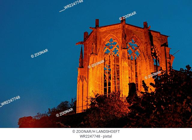 Bacharach Werner chapel