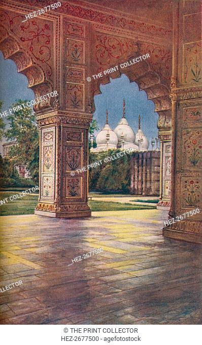 'Delhi', c1930s. Artist: Kenneth Comyn