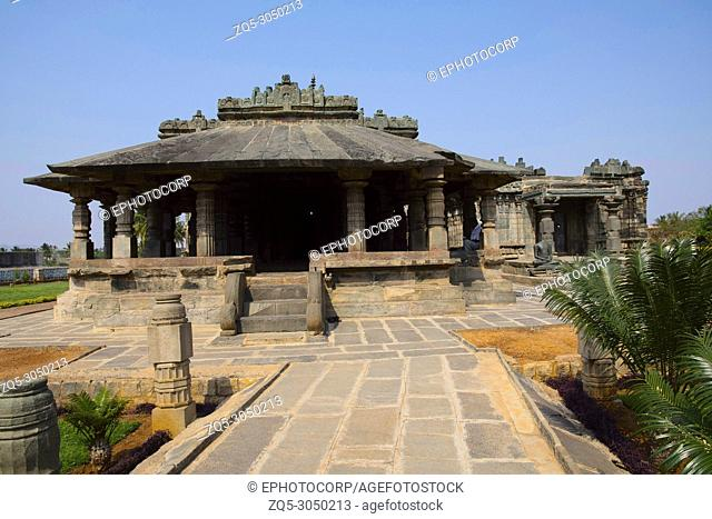 BASADI, one of the earliest examples of temples Lakkundi in Gadag District of Karnataka