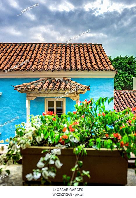 Cartagena De Indias, Bolivar, Colombia
