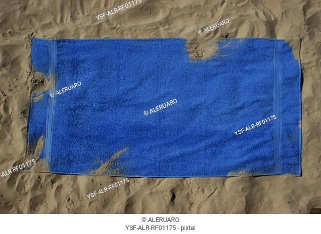 Towel, Sand, Brazil