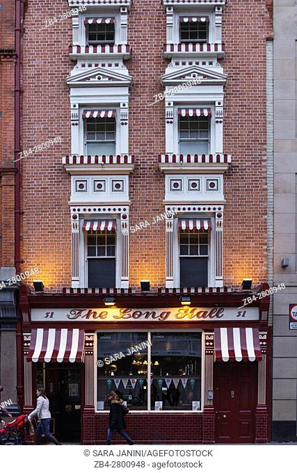 Center Town, Dublin, Ireland, Europe