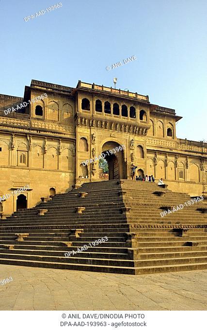 Maheshwar ghat, khargone, madhya pradesh, india, asia