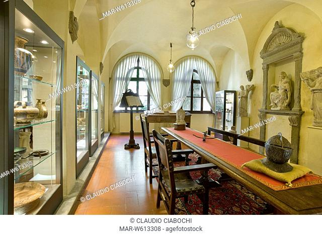 casa museo ivan bruschi, arezzo, italy
