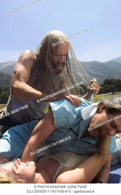 RELEASE DATE: May 11, 2005. MOVIE TITLE: The Devil's Rejects. STUDIO: Lions Gate Films. PLOT: A little while after the murders of the young people from HO1KC...