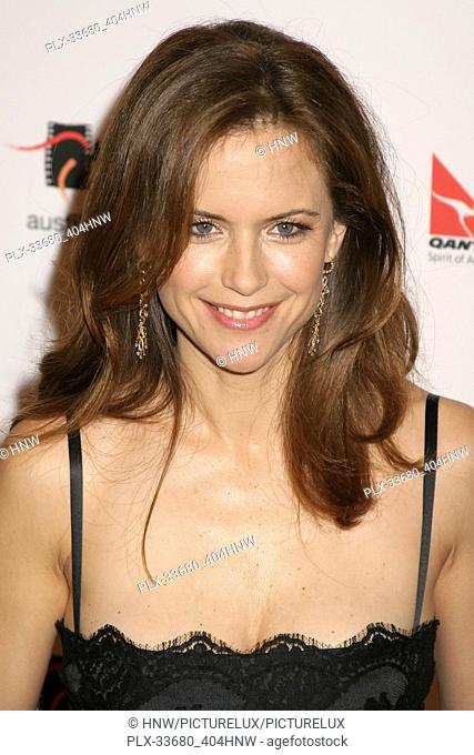 Kelly Preston 01/14/06 G'Day LA: Australia Week 2006 - Penfolds Icon Gala Dinner @ The Hollywood Palladium, Hollywood photo by Fuminori Kaneko/HNW / PictureLux...