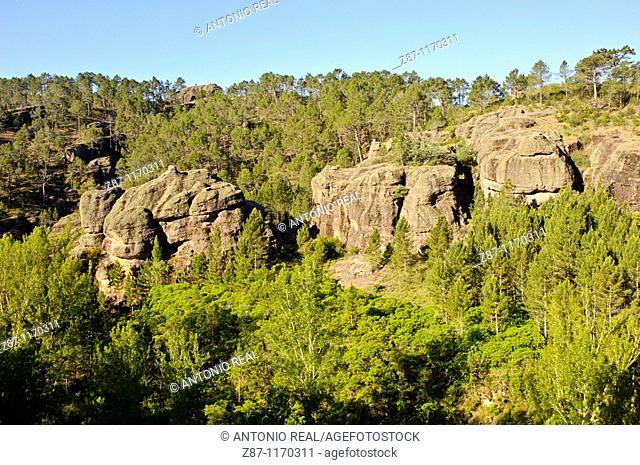 Sierra de las Cuerdas, Boniches, Serrania Baja, Cuenca province, Castilla-La Mancha, Spain