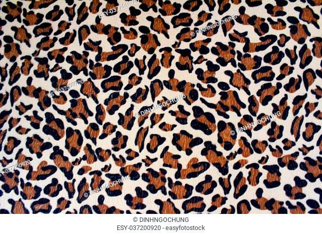 Leopard Print Background Rug Carpet