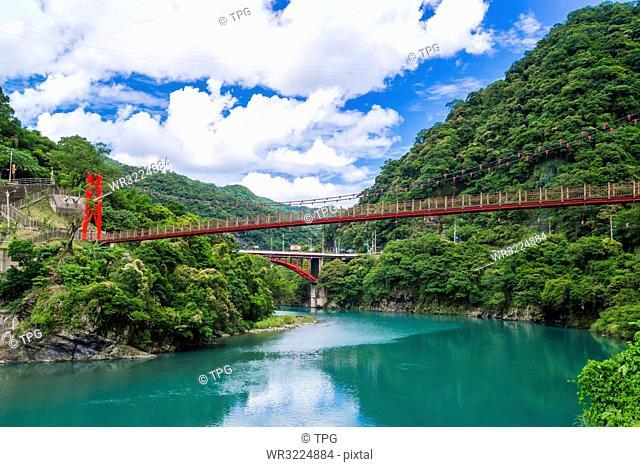 Taiwan;New Taipei City;Wulai District;Wulai;Aboriginal tribe;Atayal