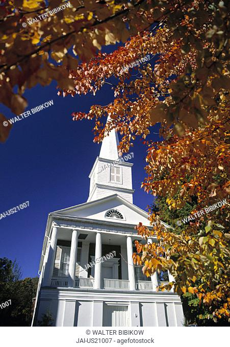 Presbyterian Church, Jonesborough, Tennessee, USA