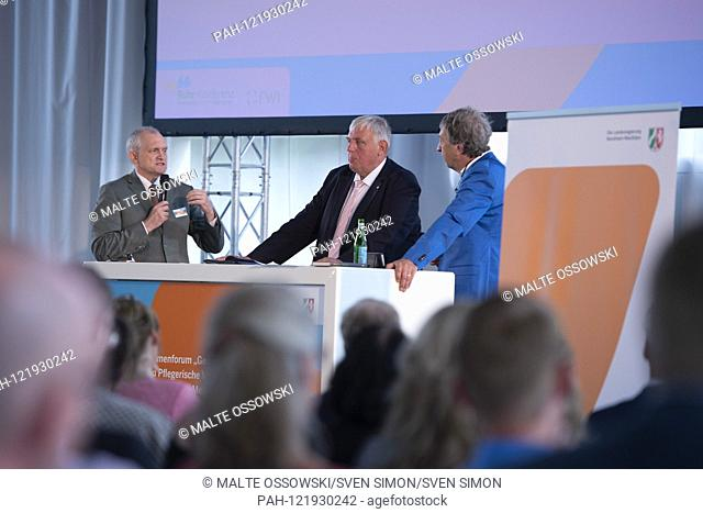 Prof. Dr. Christoph M. SCHMIDT, Economist, President of the RWI Leibniz Institute for Economic Research in Essen, Chairman of the Expert Council for the...