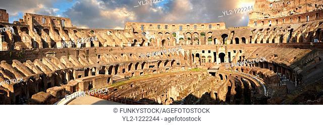 Coloseum  Colosseo  Rome