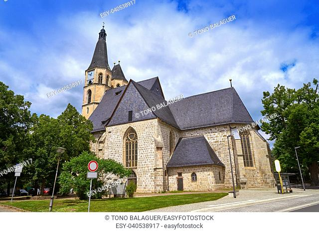 Nordhausen St Blasii church in Thuringia Germany