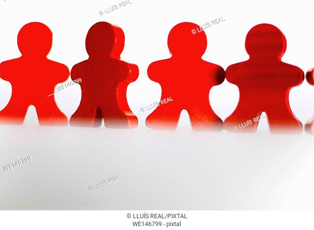 Red figures