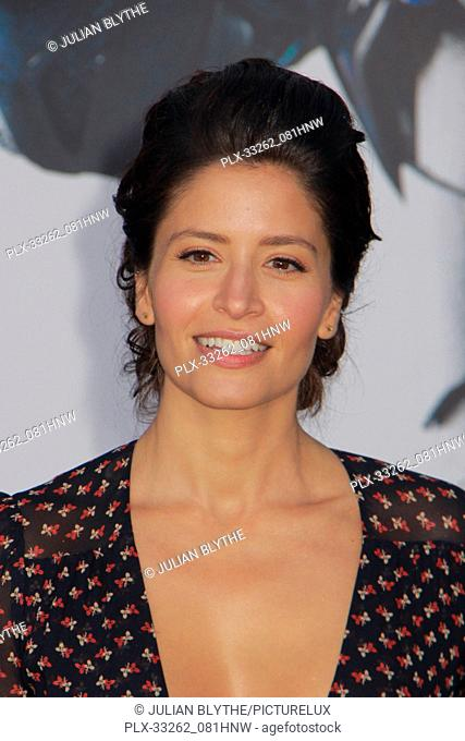 """Mercedes Mason 03/22/2017 """"""""Power Rangers"""""""" Premiere held at the Westwood Village Theater in Westwood, CA Photo by Julian Blythe / HNW / PictureLux"""