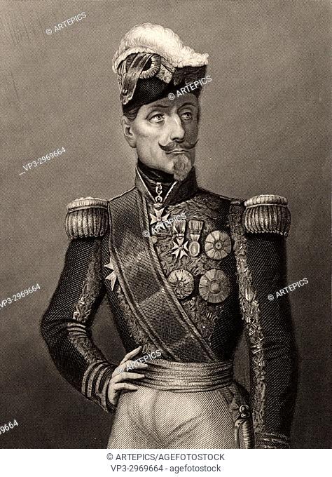 Jacques Le Roy de Saint Arnaud - French military commander