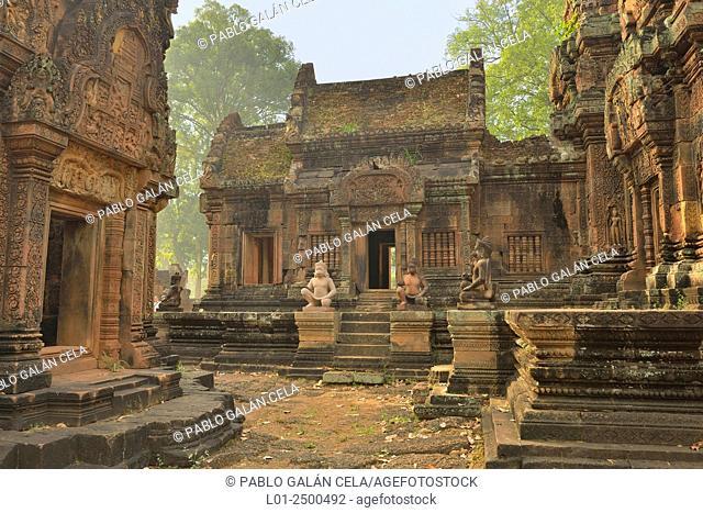 Angkor Wat complex Cambodia