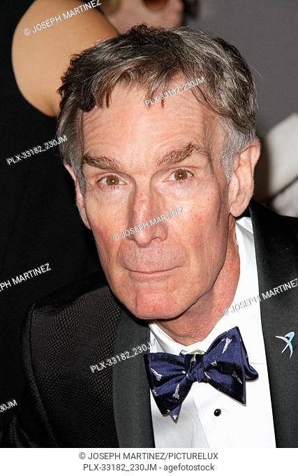 """Bill Nye at the world premiere of """"""""Rogue One: A Star Wars Story"""""""" held at the Pantages Theatre in Hollywood, CA, December 10, 2016"""