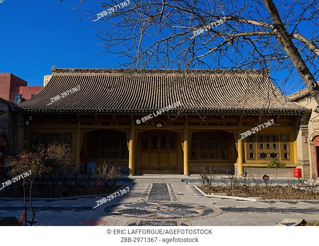 Dong Gong Guan mansion, Gansu province, Linxia, China