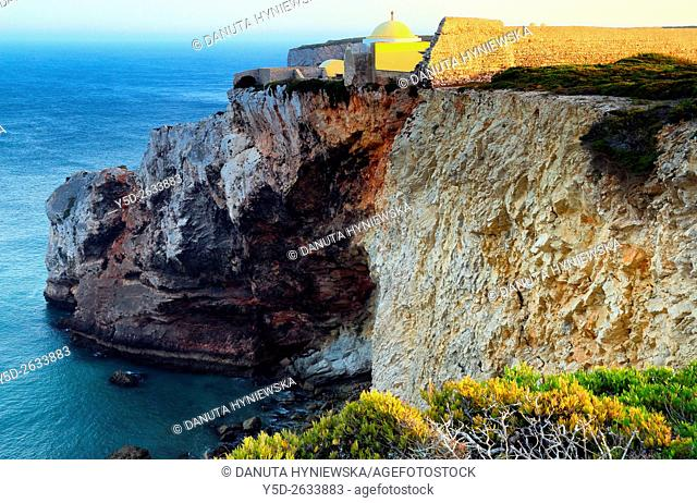 Fort of Santo António de Beliche, Fortaleza do Beliche, built before 1587 construction dates are unknown, but by this year there are already some records...