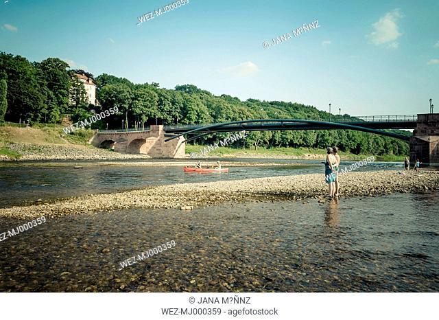 e6053a2d6b493 Poppelmann bridge Stock Photos and Images