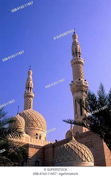 UNITED ARAB EMIRATES, DUBAI, JUMEIRA MOSQUE