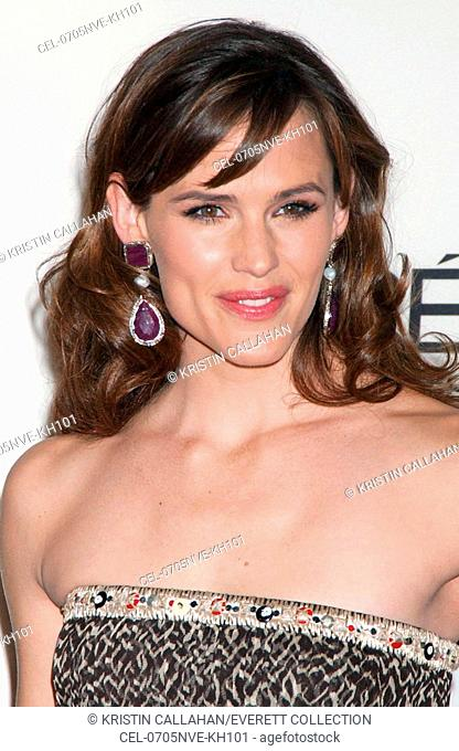 Jennifer Garner at arrivals for 18th Annual GLAMOUR Women of the Year Awards, Avery Fisher Hall at Lincoln Center, New York, NY, November 05, 2007