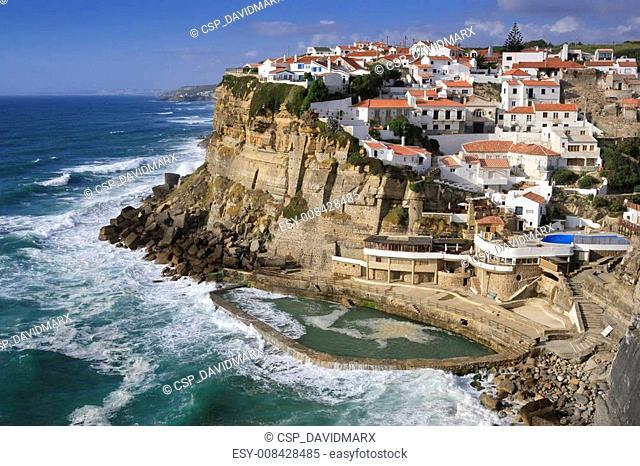 Idyllic Seaside Village